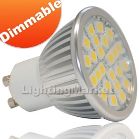 gu10 led lightbulb